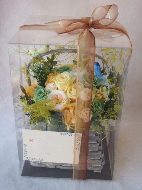 花ギフト|フラワーギフト|誕生日 花|カノシェ話題|スタンド花|ウエディングブーケ|花束|花屋|45857(1)