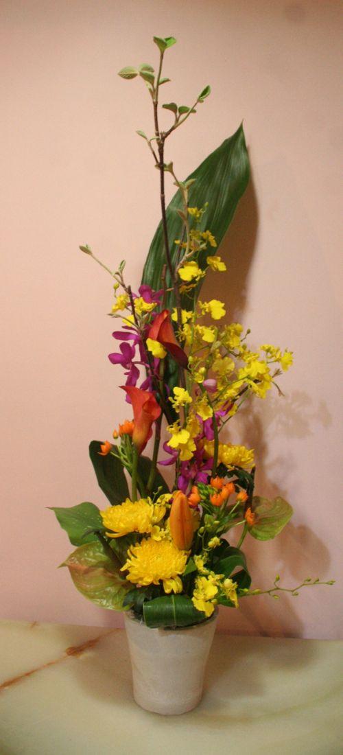 花ギフト|フラワーギフト|誕生日 花|カノシェ話題|スタンド花|ウエディングブーケ|花束|花屋|IMG_2793