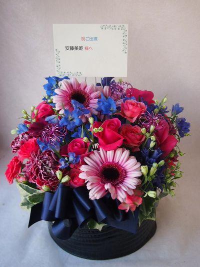 花ギフト|フラワーギフト|誕生日 花|カノシェ話題|スタンド花|ウエディングブーケ|花束|花屋|38048