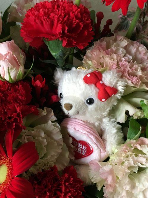 花ギフト|フラワーギフト|誕生日 花|カノシェ話題|スタンド花|ウエディングブーケ|花束|花屋|IMG_1010
