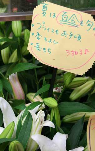 花ギフト|フラワーギフト|誕生日 花|カノシェ話題|スタンド花|ウエディングブーケ|花束|花屋|ユリ