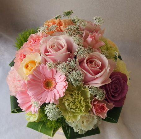 花ギフト|フラワーギフト|誕生日 花|カノシェ話題|スタンド花|ウエディングブーケ|花束|花屋|53516