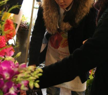 花ギフト|フラワーギフト|誕生日 花|カノシェ話題|スタンド花|ウエディングブーケ|花束|花屋|IMG_6647