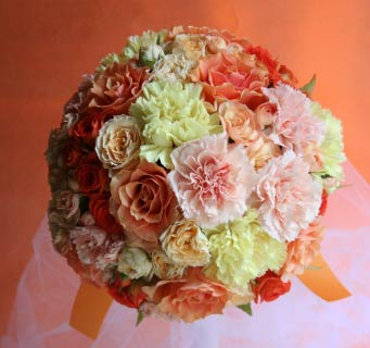 花ギフト|フラワーギフト|誕生日 花|カノシェ話題|スタンド花|ウエディングブーケ|花束|花屋|和田倉オレンジ
