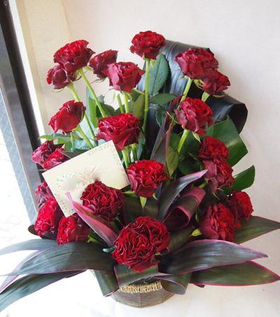 花ギフト|フラワーギフト|誕生日 花|カノシェ話題|スタンド花|ウエディングブーケ|花束|花屋|38026