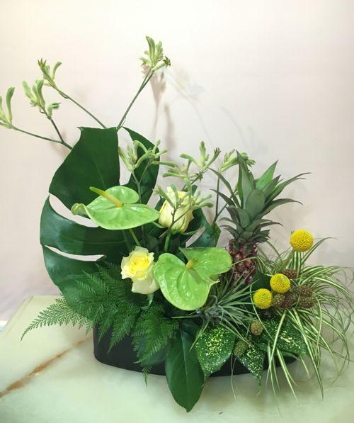 花ギフト|フラワーギフト|誕生日 花|カノシェ話題|スタンド花|ウエディングブーケ|花束|花屋|IMG_2153