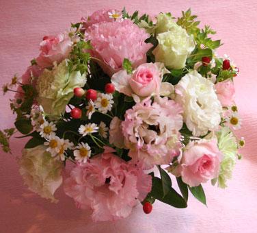 花ギフト|フラワーギフト|誕生日 花|カノシェ話題|スタンド花|ウエディングブーケ|花束|花屋|524