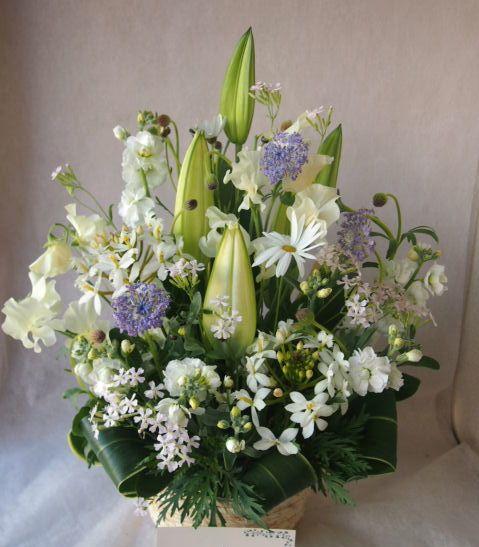 花ギフト|フラワーギフト|誕生日 花|カノシェ話題|スタンド花|ウエディングブーケ|花束|花屋|45486