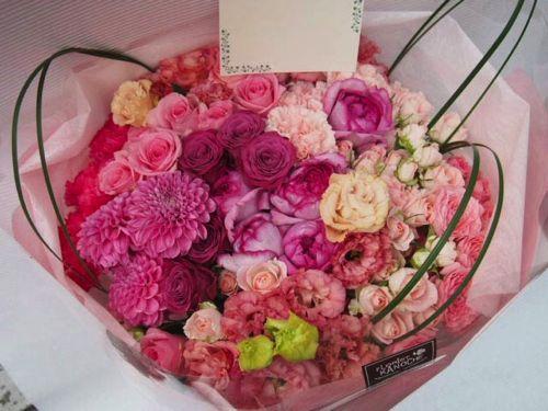 花ギフト|フラワーギフト|誕生日 花|カノシェ話題|スタンド花|ウエディングブーケ|花束|花屋|00051041