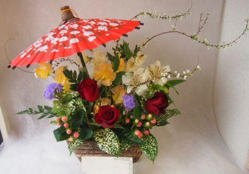 花ギフト|フラワーギフト|誕生日 花|カノシェ話題|スタンド花|ウエディングブーケ|花束|花屋|45780