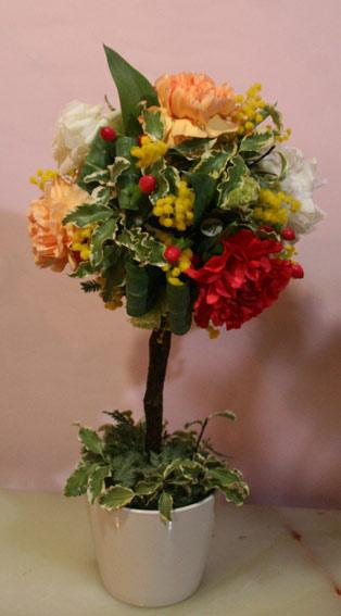 花ギフト|フラワーギフト|誕生日 花|カノシェ話題|スタンド花|ウエディングブーケ|花束|花屋|127t