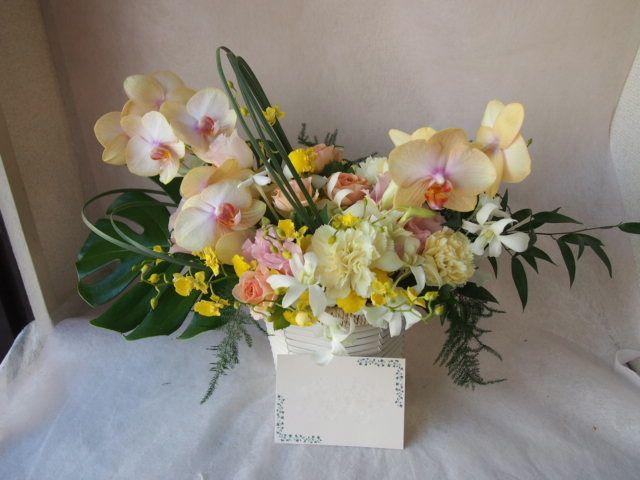 花ギフト|フラワーギフト|誕生日 花|カノシェ話題|スタンド花|ウエディングブーケ|花束|花屋|43700