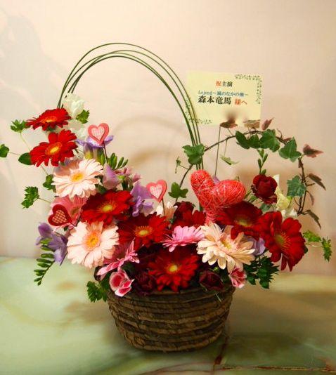 花ギフト|フラワーギフト|誕生日 花|カノシェ話題|スタンド花|ウエディングブーケ|花束|花屋|P2098192