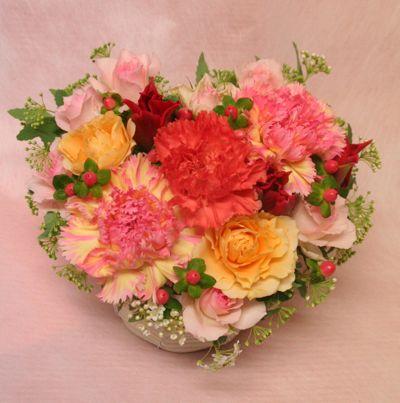 花ギフト|フラワーギフト|誕生日 花|カノシェ話題|スタンド花|ウエディングブーケ|花束|花屋|IMG_6512