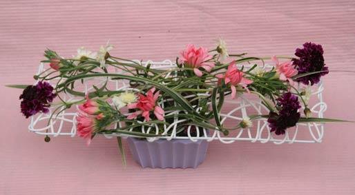 花ギフト フラワーギフト 誕生日 花 カノシェ話題 スタンド花 ウエディングブーケ 花束 花屋 IMG_7453