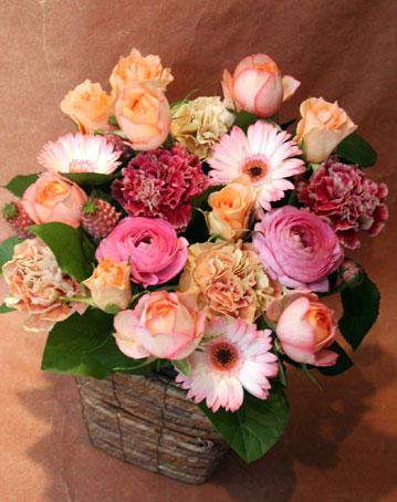 花ギフト|フラワーギフト|誕生日 花|カノシェ話題|スタンド花|ウエディングブーケ|花束|花屋|ピンクタム
