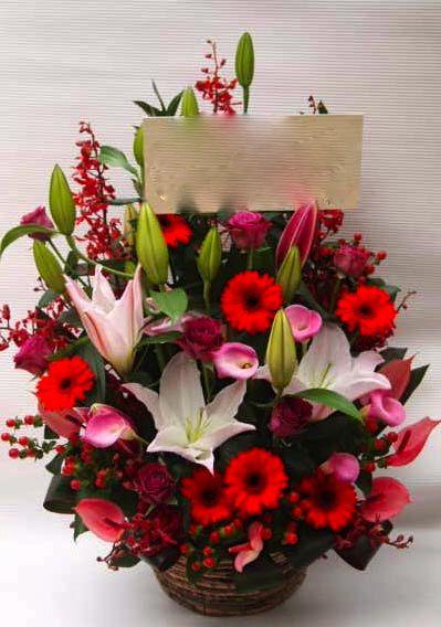 花ギフト|フラワーギフト|誕生日 花|カノシェ話題|スタンド花|ウエディングブーケ|花束|花屋|00048271