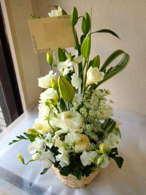 花ギフト|フラワーギフト|誕生日 花|カノシェ話題|スタンド花|ウエディングブーケ|花束|花屋|53488
