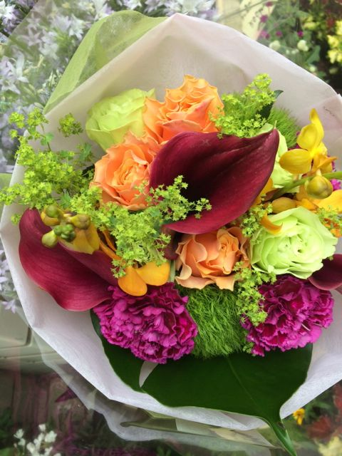 花ギフト|フラワーギフト|誕生日 花|カノシェ話題|スタンド花|ウエディングブーケ|花束|花屋|写真(21)