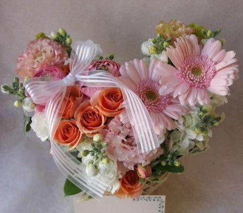 花ギフト|フラワーギフト|誕生日 花|カノシェ話題|スタンド花|ウエディングブーケ|花束|花屋|46219