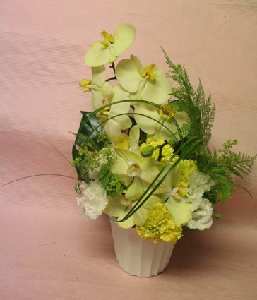 花ギフト フラワーギフト 誕生日 花 カノシェ話題 スタンド花 ウエディングブーケ 花束 花屋 IMG_7623