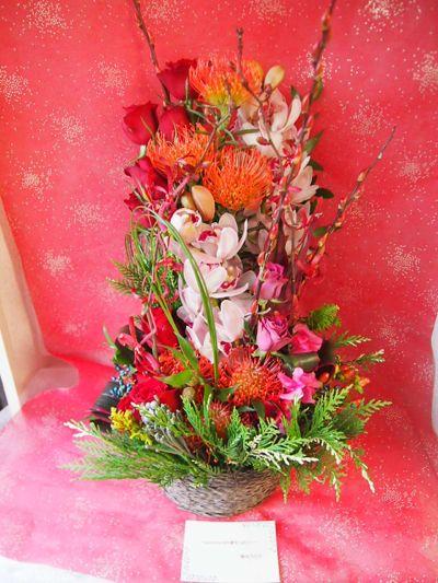花ギフト|フラワーギフト|誕生日 花|カノシェ話題|スタンド花|ウエディングブーケ|花束|花屋|37233