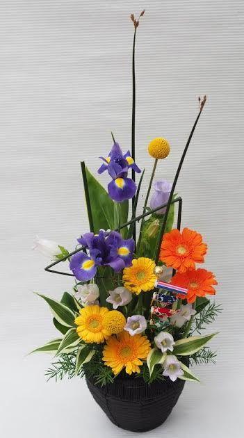 花ギフト|フラワーギフト|誕生日 花|カノシェ話題|スタンド花|ウエディングブーケ|花束|花屋|健翔まさみさん
