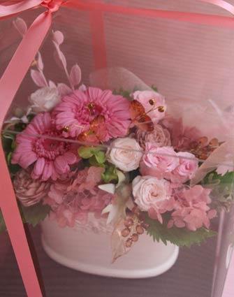 花ギフト フラワーギフト 誕生日 花 カノシェ話題 スタンド花 ウエディングブーケ 花束 花屋 IMG_7192