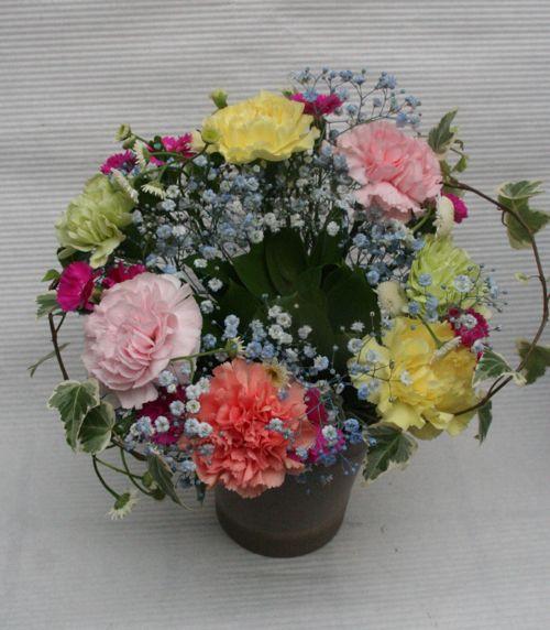 花ギフト|フラワーギフト|誕生日 花|カノシェ話題|スタンド花|ウエディングブーケ|花束|花屋|IMG_2104