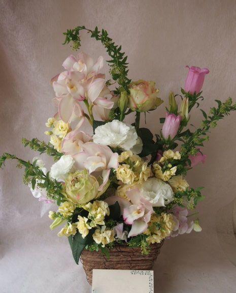 花ギフト|フラワーギフト|誕生日 花|カノシェ話題|スタンド花|ウエディングブーケ|花束|花屋|47062