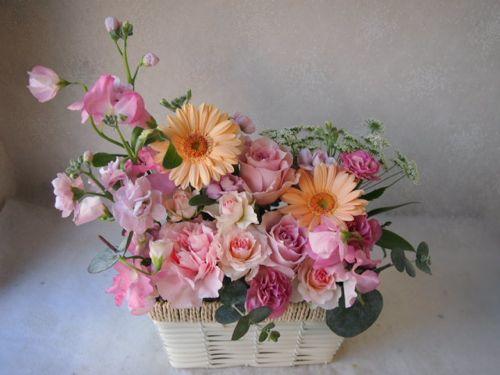 花ギフト|フラワーギフト|誕生日 花|カノシェ話題|スタンド花|ウエディングブーケ|花束|花屋|52249