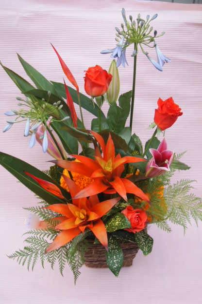 花ギフト|フラワーギフト|誕生日 花|カノシェ話題|スタンド花|ウエディングブーケ|花束|花屋|P5232914