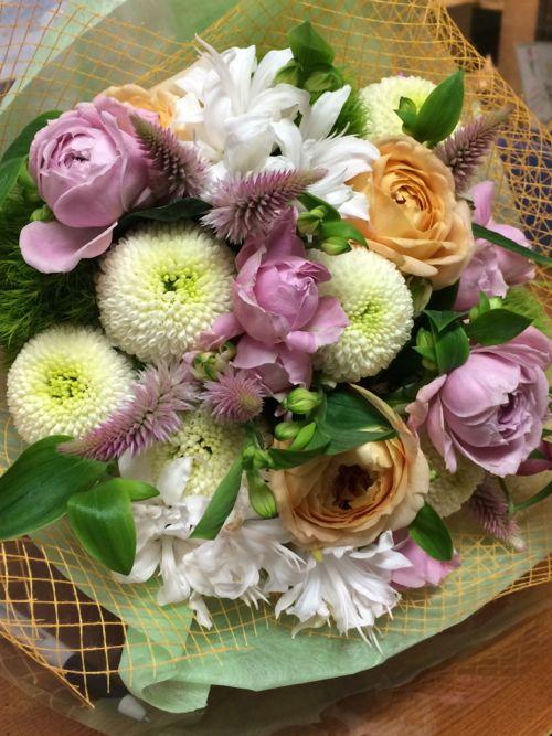 花ギフト|フラワーギフト|誕生日 花|カノシェ話題|スタンド花|ウエディングブーケ|花束|花屋|IMG_7310