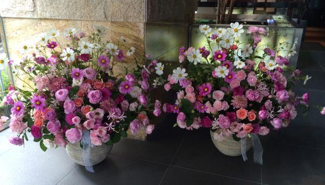 花ギフト|フラワーギフト|誕生日 花|カノシェ話題|スタンド花|ウエディングブーケ|花束|花屋|写真(29)