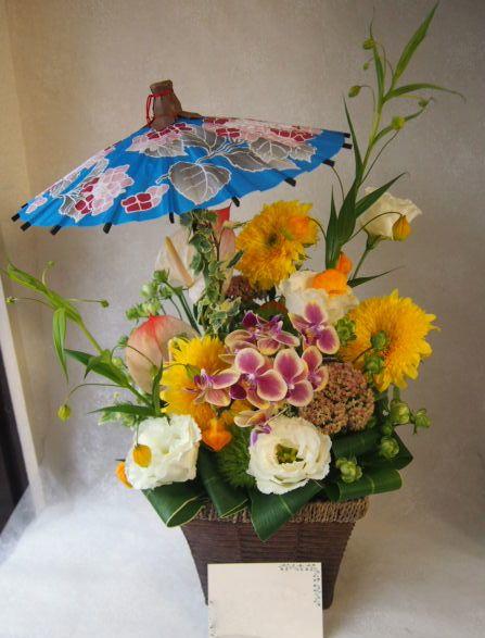 花ギフト|フラワーギフト|誕生日 花|カノシェ話題|スタンド花|ウエディングブーケ|花束|花屋|49097