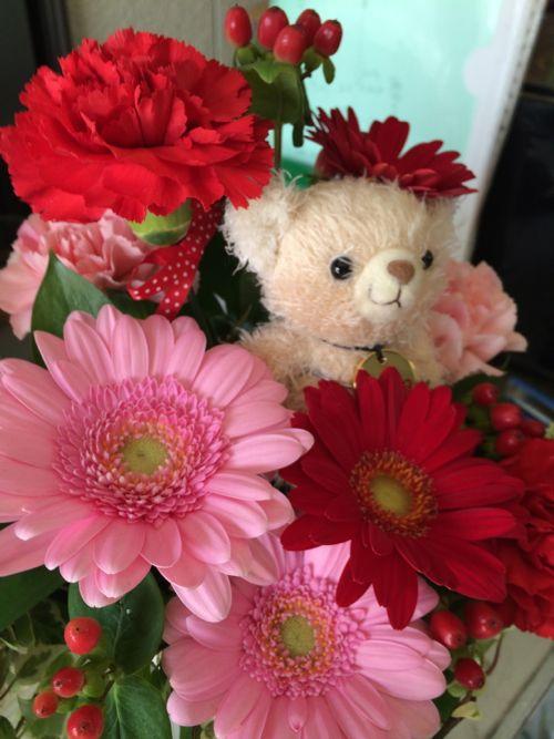 花ギフト|フラワーギフト|誕生日 花|カノシェ話題|スタンド花|ウエディングブーケ|花束|花屋|IMG_5050
