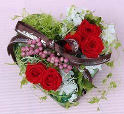 花ギフト|フラワーギフト|誕生日 花|カノシェ話題|スタンド花|ウエディングブーケ|花束|花屋|pri_v_heart
