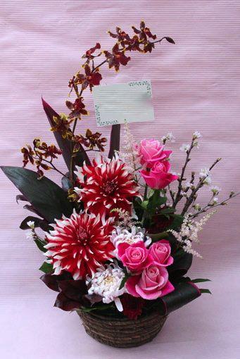 花ギフト|フラワーギフト|誕生日 花|カノシェ話題|スタンド花|ウエディングブーケ|花束|花屋|45406