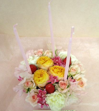 花ギフト|フラワーギフト|誕生日 花|カノシェ話題|スタンド花|ウエディングブーケ|花束|花屋|cake