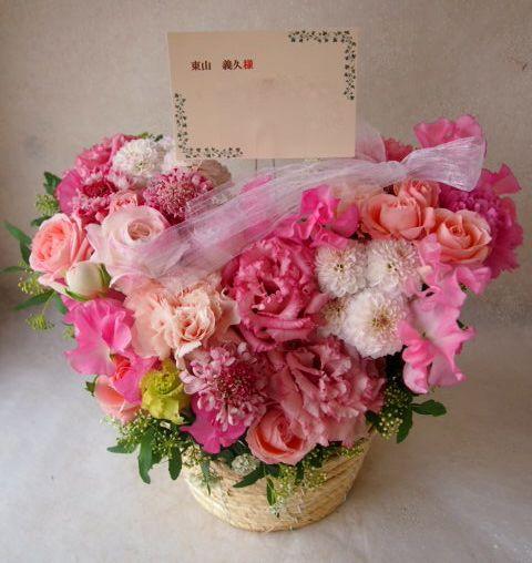 花ギフト|フラワーギフト|誕生日 花|カノシェ話題|スタンド花|ウエディングブーケ|花束|花屋|53751