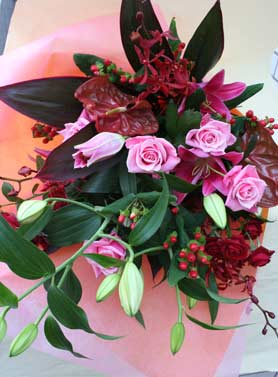 花ギフト|フラワーギフト|誕生日 花|カノシェ話題|スタンド花|ウエディングブーケ|花束|花屋|hanayaka_b2