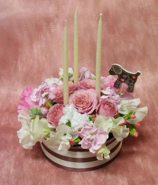 花ギフト|フラワーギフト|誕生日 花|カノシェ話題|スタンド花|ウエディングブーケ|花束|花屋|IMG_0704