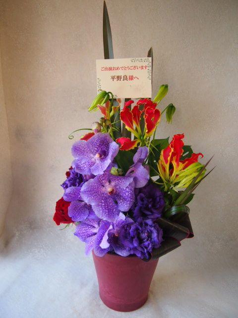 花ギフト|フラワーギフト|誕生日 花|カノシェ話題|スタンド花|ウエディングブーケ|花束|花屋|53437
