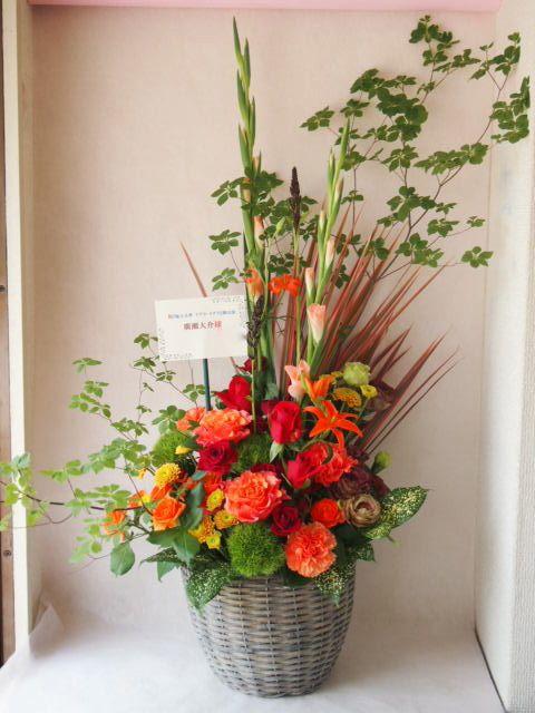 花ギフト|フラワーギフト|誕生日 花|カノシェ話題|スタンド花|ウエディングブーケ|花束|花屋|41322