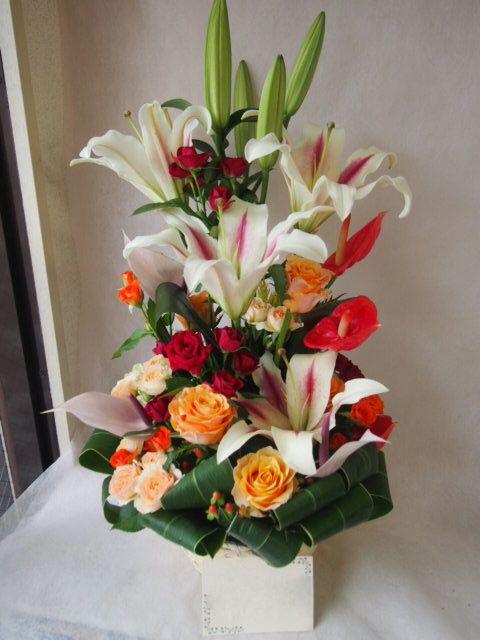 花ギフト|フラワーギフト|誕生日 花|カノシェ話題|スタンド花|ウエディングブーケ|花束|花屋|41812