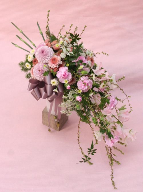花ギフト|フラワーギフト|誕生日 花|カノシェ話題|スタンド花|ウエディングブーケ|花束|花屋|IMG_1155