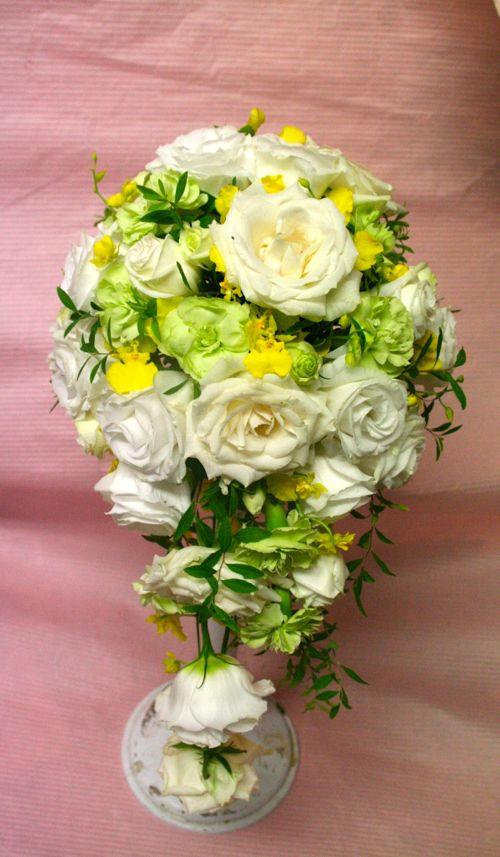 花ギフト|フラワーギフト|誕生日 花|カノシェ話題|スタンド花|ウエディングブーケ|花束|花屋|IMG_1411