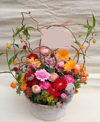 花ギフト|フラワーギフト|誕生日 花|カノシェ話題|スタンド花|ウエディングブーケ|花束|花屋|akazukin-sawa