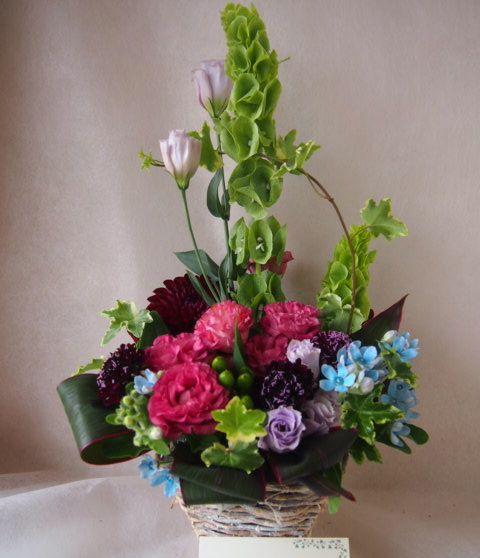 花ギフト|フラワーギフト|誕生日 花|カノシェ話題|スタンド花|ウエディングブーケ|花束|花屋|40638