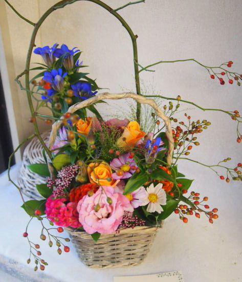 花ギフト|フラワーギフト|誕生日 花|カノシェ話題|スタンド花|ウエディングブーケ|花束|花屋|50981